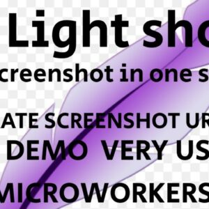 HOW TO MAKE SCREENSHOT & SCREENSHOT URL IN 10 SECONDS#MICROWORKERS TASK