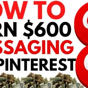 How To Make $600/Day On Pinterest In 2020 [NO INVESTMENT] - How To Make Money Online