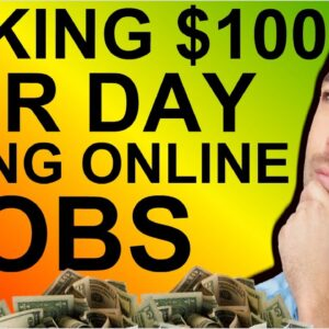 Making Money Online Doing Jobs - Worldwide Method of Making Money - FREE WAYS OF HAVING AN INCOME