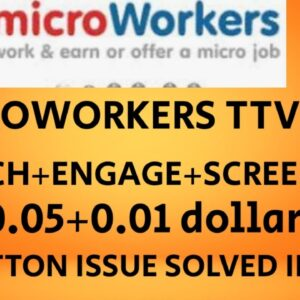 PAGE SEARCH+ENGAGE+SCREENSHOT 0 06$#MICROWORKERS TTV TASK