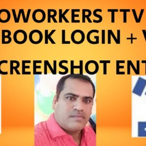 TTV-FACEBOOK LOGIN+VOTE+SCREENSHOT+ENTRY#MICROWORKERS TASK 2020