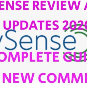 YSENSE COMPLETE REVIEW AND UPDATES 2020#YSENSE 2020