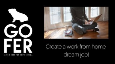 Introducing Micro Jobs for SA - Gofer