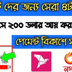 Per Day Income 800 Tk | Student Best Earning Micro Job Site | Online Income With Bkash Payment