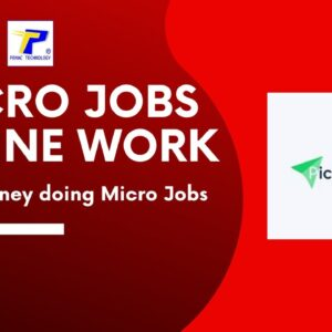 Micro Jobs Online Work  - Make Money doing Micro Jobs