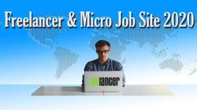 New Freelance & Micro Job Site 2020 || Any Body Can Earn