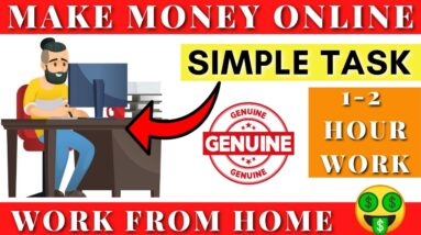 Earn Money Online Microworkers 💵 | Make Money Online 🔥 | How To Earn Money From Home | Freelance