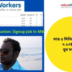 Content Automation Job in Microworkers| How to do Content Automation: Signup job