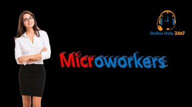 MCW 22 | how to create Microworkers Account |Microworkers admission test