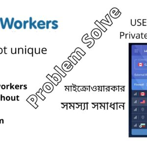 Microworkers IP problem Solve