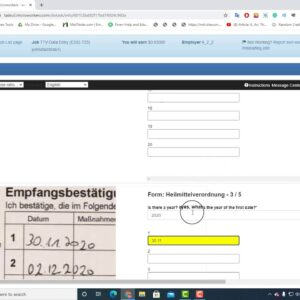 how to do microworkers data entry jobs Bangla| Projukti Knowledge