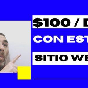 ✅💵Como Ganar Dinero Con MIcroworkers SIN INVERTIR ($100 Al Día)✅💵